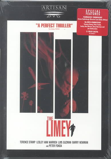 LIMEY BY STAMP,TERENCE (DVD)