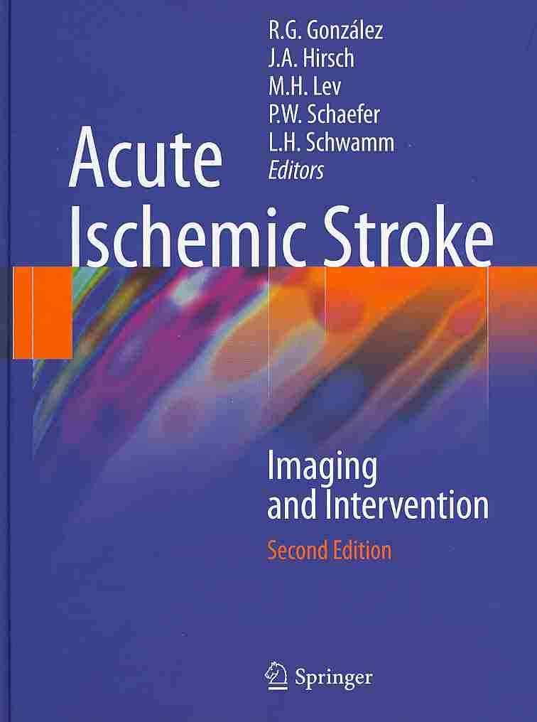 Acute Ischemic Stroke By Gonz-+lez, R. Gilberto (EDT)